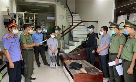 Khởi tố Chánh Văn phòng Cảng hàng không quốc tế Phú Bài vì tội tham ô