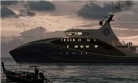 Trung Quốc đang đóng một loại tàu nghiên cứu mới không người lái