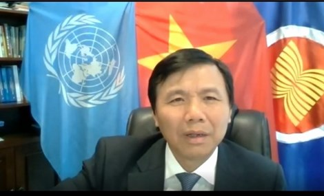 Việt Nam concerned about unequal COVID-19 vaccination among nations