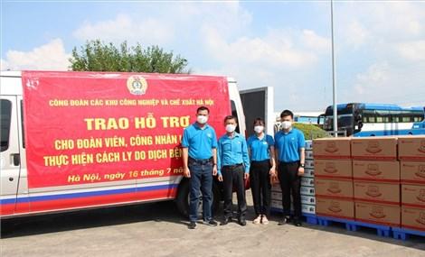 Hà Nội thí điểm xe bus siêu thị 0 đồng