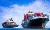 Cước vận tải biển tăng kỷ lục