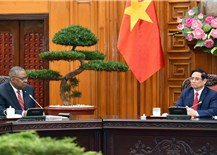 US-Vietnam to upgrade relations to strategic partnership