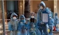 Dựán Em bé Việt Nam - góp sức gây quỹ mua máy thở chống dịch