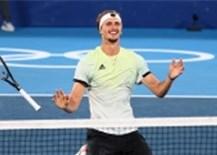 """Zverev: Đặt chân vào""""ngôi đền"""" huyền thoại của thể thao mước Đức với tấm HCV Olympic"""