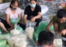 Thanh Hóa tặng 62 container nhu yếu phẩm viện trợ TP HCM chống dịch