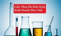 Điều kiện, yêu cầu sản xuất, kinh doanh hóa chất sẽ được đơn giản hóa