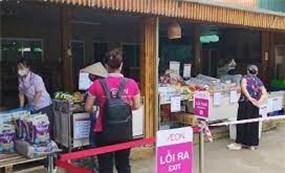 Hà Nội mở điểm bán hàng lưu động