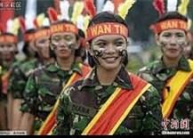"""Indonesia: Quân đội hủy bỏ""""kiểm tra trinh tiết"""" nữ quân nhân"""