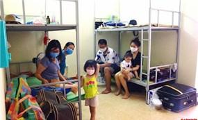 Các bé mắc COVID-19 được chăm sóc như thế nào