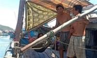 Quảng Ngãi: 168 ngư dân về bến nhưng không thể lên bờ