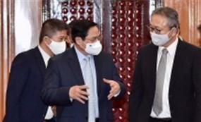 Nhật Bản sẽ hỗ trợ mọi mặt cho Việt Nam phòng chống Covid-19 trong tình hình hiện nay
