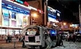 Nga: Xe buýt phát nổ ở Voronezh - nghi ngờ do đánh bom?