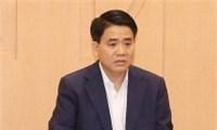 Nguyễn Đức Chung chỉ đạo mua Redoxy 3C xử lý nước hồ để công ty gia đình hưởng lợi 36 tỷ!