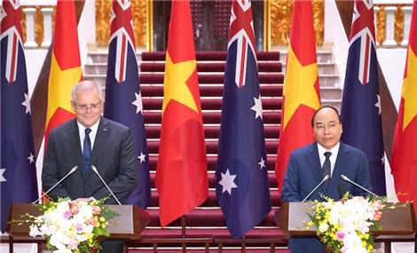 Việt Nam và Australia: Quan hệ sâu sắc hơn trong khu vực Ấn Độ - Thái Bình Dương