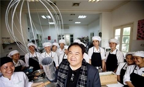 Doanh nhân gốc Việt Nam nhận Giải thưởng Công dân toàn cầu Waislitz