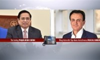 Tập đoàn AstraZeneca cam kết đẩy mạnh cung ứng vaccine cho Việt Nam