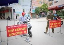 Hà Nội tiếp tục giãn cách xã hội thêm 15 ngày - đến 6h sáng 6-9