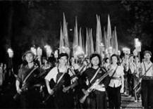 """Phong trào""""3 Sẵn sàng"""" - Dấu son trong lịch sử của thanh niên Việt nam"""