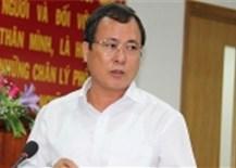 Cựu Bí thư Tỉnh ủy Bình Dương Trần Văn Nam bị đề nghị truy tố