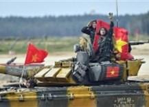 Army Games 2021 chính thức khai mạc, tuyển xe tăng Việt Nam quyết tâm đoạt cup
