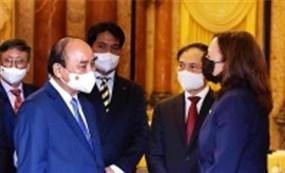 Việt - Mỹ ủng hộ giải quyết mọi tranh chấp Biển Đông hòa bình, đúng luật