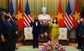 Tăng cường Quan hệ Đối tác Toàn diện Việt Nam - Hoa Kỳ