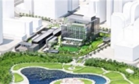 Đại sứ quán Hoa Kỳ đã ký thỏa thuận thuê đất để xây dựng trụ sở mới tại Hà Nội