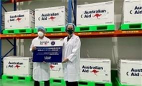 Lô vắc-xin đầu tiên từ Australia đã đến Việt Nam