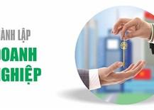 Gần 1.300 doanh nghiệp thành lập mới trong tháng  tại Hà Nội