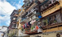 Nghị định 69 có chữa được 'bệnh' chậm cải tạo chung cư cũ tại Hà Nội và ở các đô thị?