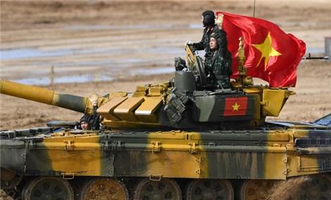 Dấu ấn Việt Nam trên thao trường Alabino