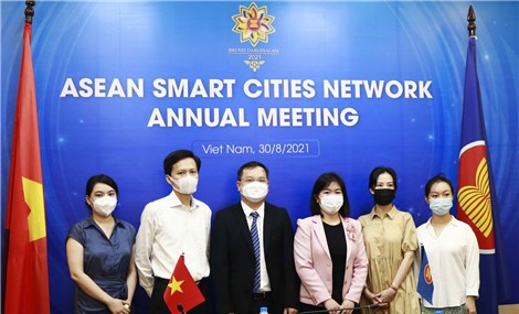 Vietnam looks for growth opportunity in ASEAN Smart Cities Network