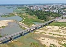 Quảng Ngãi làm thêm cầu 850 tỷ đồng qua sông Trà Khúc