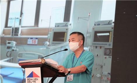 Gặp gỡ PGS. TS Nguyễn Lân Hiếu - Giám đốc Bệnh viện dã chiến điều trị người bệnh COVID-19 Hà Nội