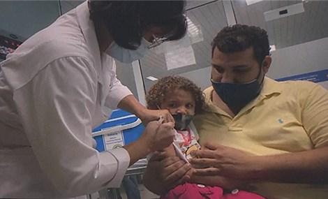 Cuba bắt đầu tiêm phòng COVID-19 cho trẻ từ 2 tuổi trở lên