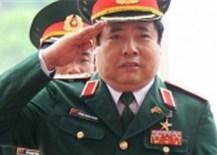 Đại tướng Phùng Quang Thanh -Nguyên Bộ Trưởng Quốc phòng  từ trần