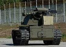 Nga: Lần đầu tiên sử dụng robot trang bị vũ khí thay người chiến đấu