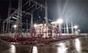 Dự án Cụm trang trại điện gió B&T Quảng Bình hòa lưới điện quốc gia 2 trạm biến áp