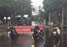 Tình hình tại Quảng Ngãi xuất hiện chùm ca bệnh cộng đồng giữa thành phố