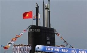 """Ghé thăm nơi tạo ra """"hình hài"""" của Tàu ngầm Hải quân Việt Nam"""