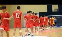 Futsal Việt Nam hoàn tất quá trình chuẩn bị cho VCK FIFA Futsal World Cup Lithuania 2021