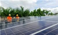 Tháo gỡ bất cập khi lắp đặt điện mặt trời mái nhà khu công nghiệp