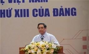 Thủ tướng Phạm Minh Chính: Cần thay đổi tư duy và hành động gắn với phát triển KHCN và đội ngũ trí thức