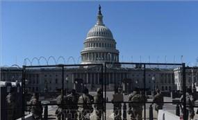 Mỹ lực lượng Vệ binh Quốc gia được triển khai hỗ trợ bảo vệ Điện Capitol