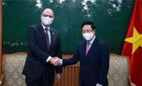 Hợp tác về công nghiệp quốc phòng giữa Việt Nam - Hàn Quốc  được tăng cường