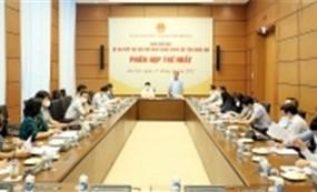 Nét mới trong  hoạt động giám sát của Quốc hội