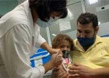 Cuba tiêm vaccine Covid-19 cho trẻ từ 2 tuổi để mở cửa trường học
