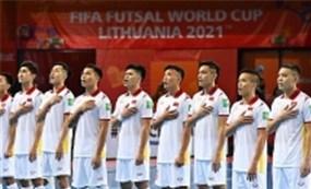 Kịch bản nào giúp đội tuyển futsal Việt Nam đi tiếp tại Futsal World Cup 2021?