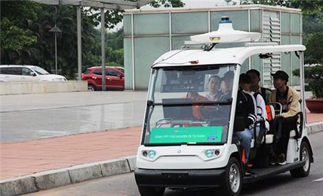 Thách thức trong phát triển xe tự hành tại Việt Nam
