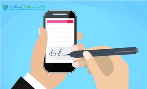 Chữ ký số theo mô hình ký số trên thiết bị di động SIM PKI – Giải pháp an toàn và hiệu quả